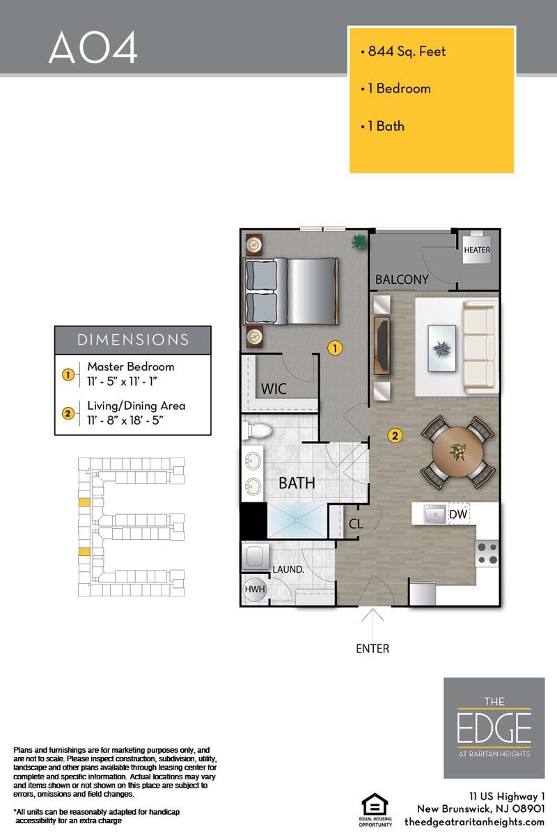 A04 Floor Plan