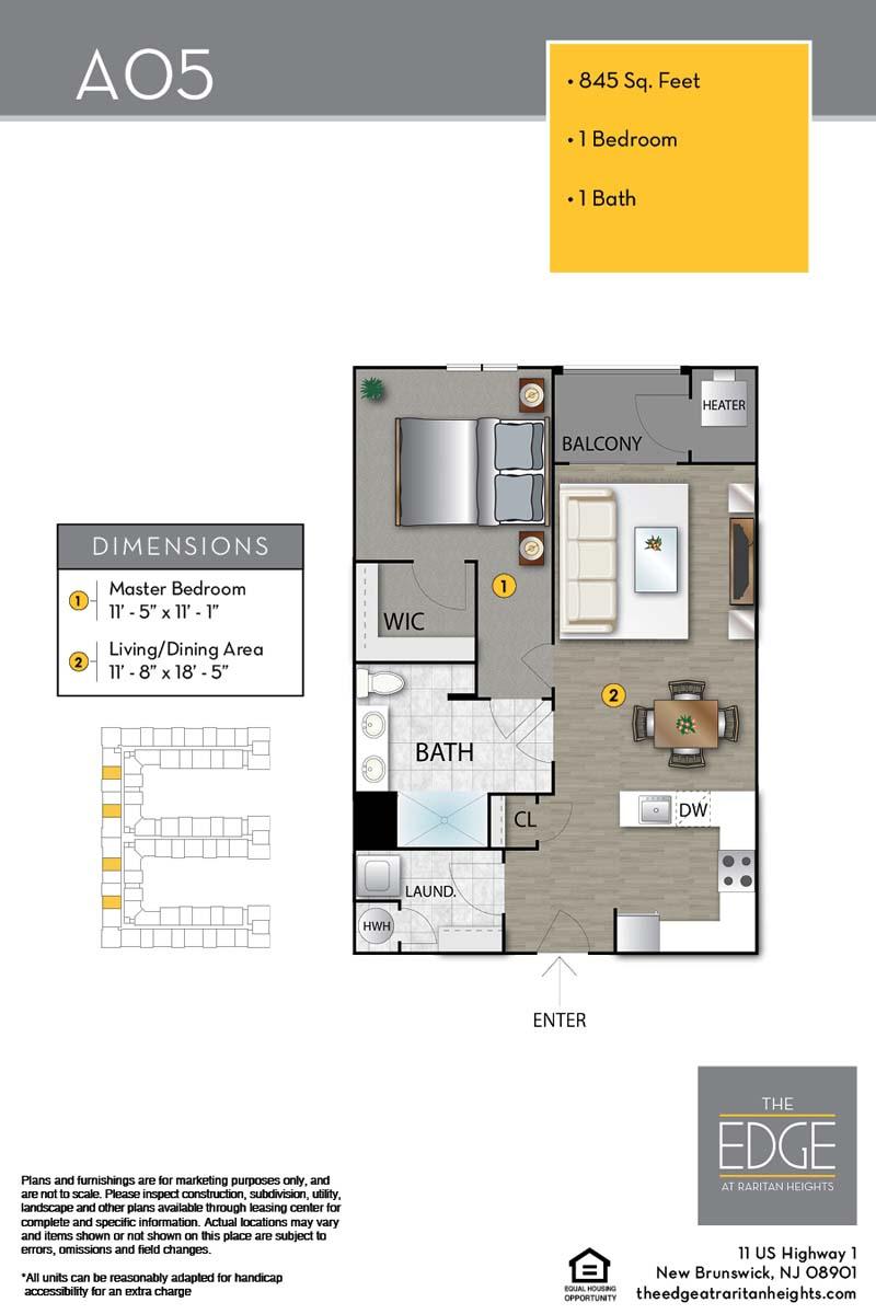 A05 Floor Plan