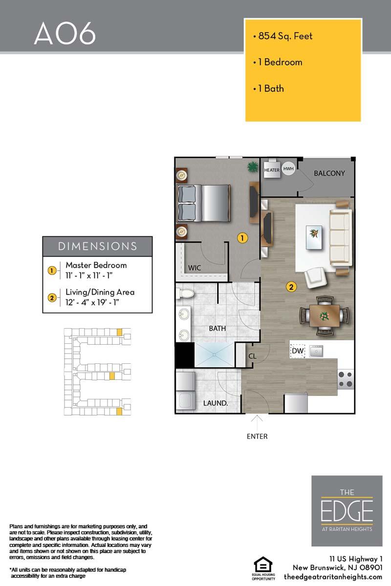 A06 Floor Plan