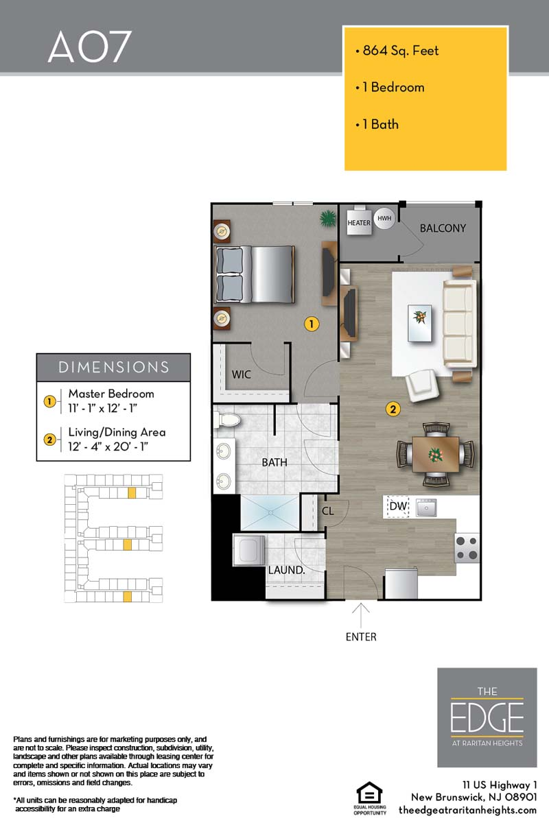 A07 Floor Plan