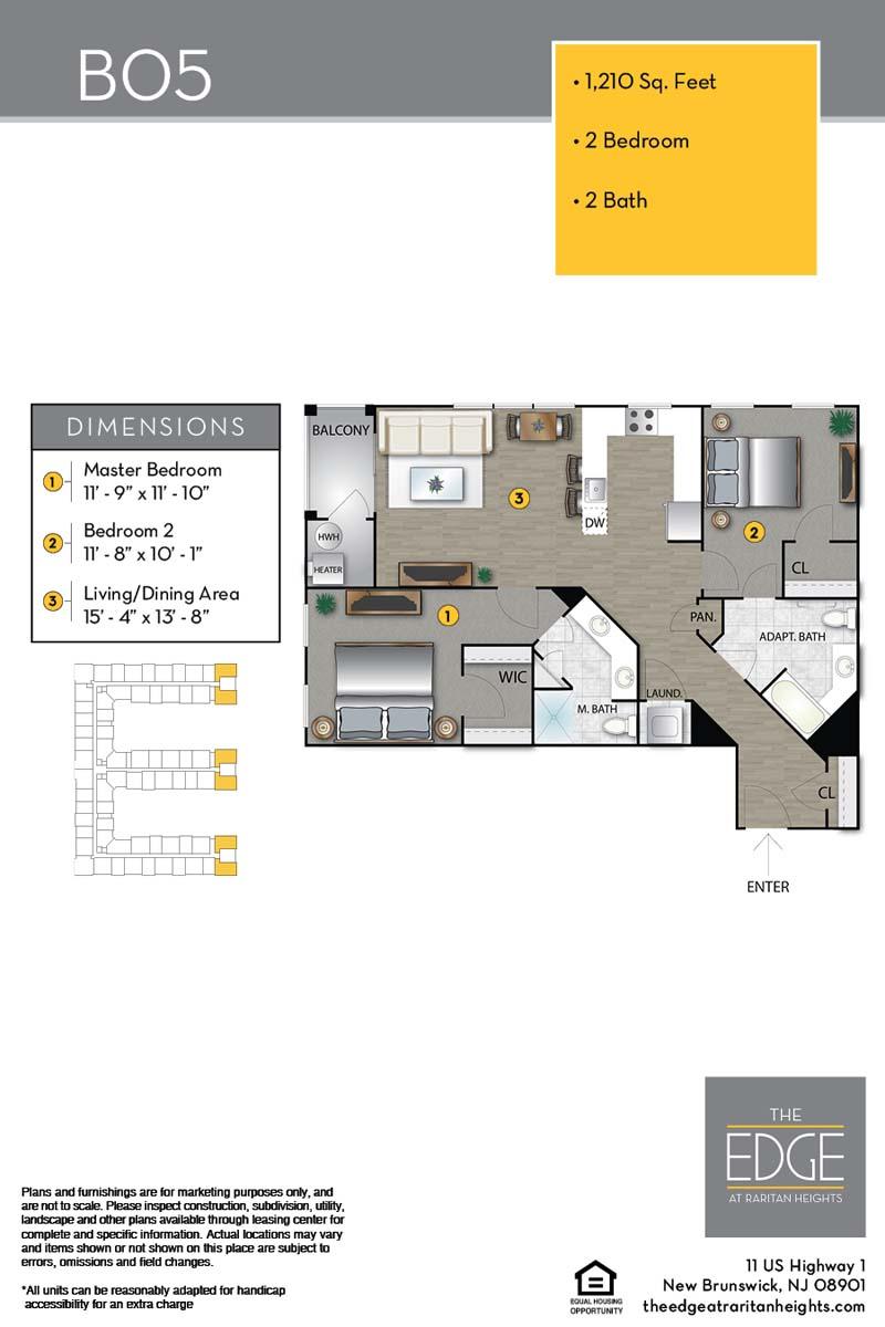 B05 Floor Plan